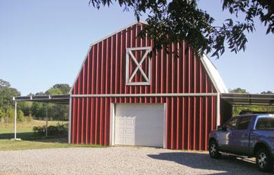 Home Sweet Barn